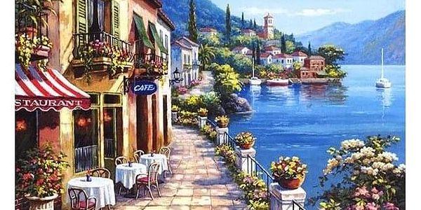 Malování podle čísel B07056 - dodání do 2 dnů