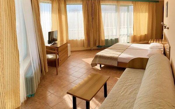 Hotel Arabella Beach, Albena, Bulharsko, Albena, letecky, all inclusive2
