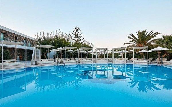 The Island Hotel (adults only 16+), Kréta, Řecko, Kréta, letecky, snídaně v ceně2