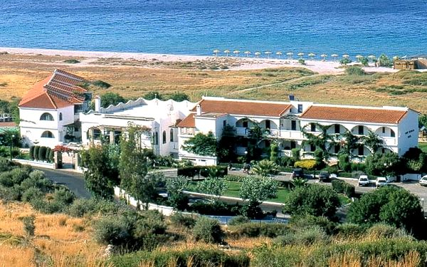 Hotel Saint Nicholas, Samos, letecky, all inclusive2