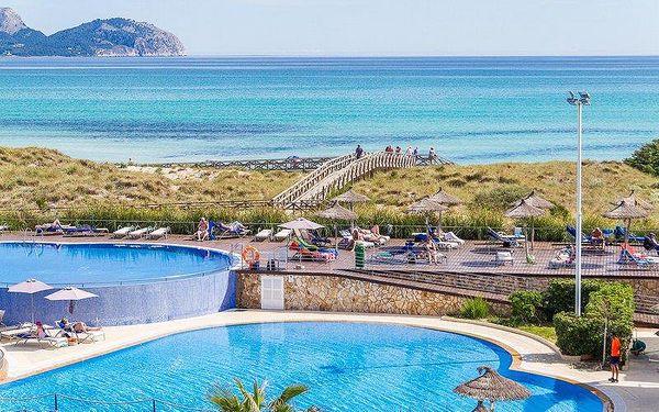 Eix Platja Daurada, Mallorca, Španělsko, Mallorca, letecky, snídaně v ceně2