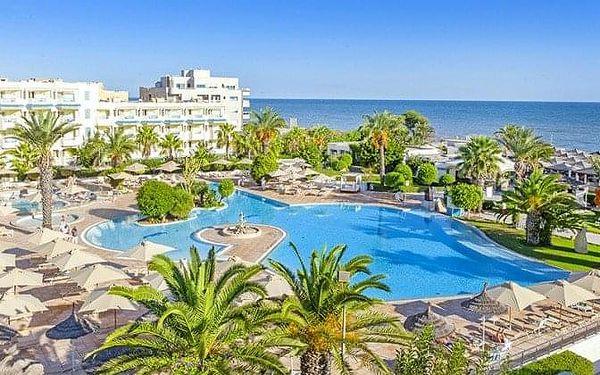 HOTEL SENTIDO BELLEVUE PARK, Port El Kantaoui, Tunisko, Port El Kantaoui, letecky, all inclusive2