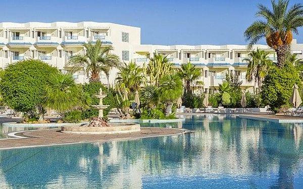 HOTEL SENTIDO BELLEVUE PARK, Port El Kantaoui, Tunisko, Port El Kantaoui, letecky, all inclusive4