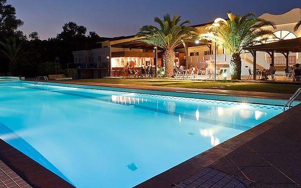 Hotel Saint Nicholas, Samos, letecky, all inclusive3