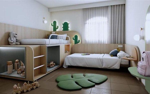 HD PARQUE CRISTÓBAL GRAN CANARIA, Gran Canaria, Kanárské ostrovy, Gran Canaria, letecky, polopenze3