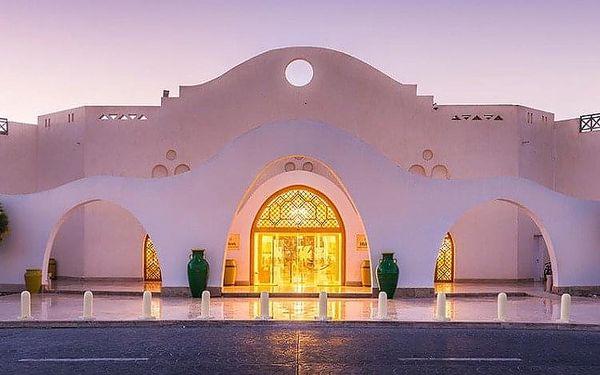 Hotel Hilton Marsa Alam Nubian Resort, Marsa Alam, Egypt, Marsa Alam, letecky, all inclusive2