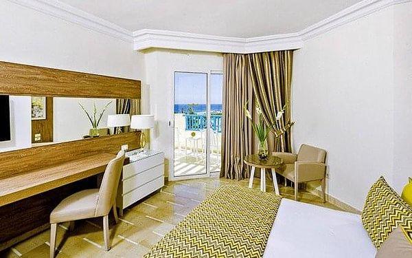 HOTEL SENTIDO BELLEVUE PARK, Port El Kantaoui, Tunisko, Port El Kantaoui, letecky, all inclusive5