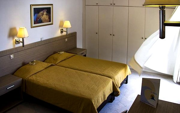 Hotel Saint Nicholas, Samos, letecky, all inclusive4