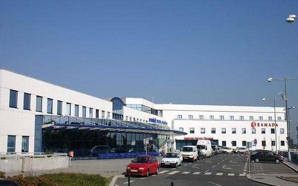 Praha a okolí: Ramada Airport Hotel Prague