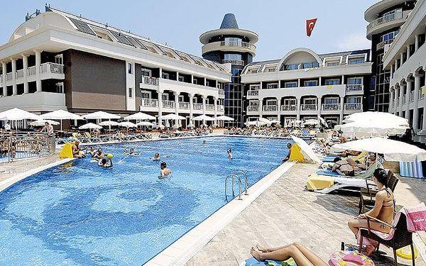Turecko - Kemer letecky na 7-15 dnů, all inclusive