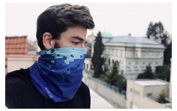 Multifunkční nano-šátek s motivem aplikace CF Hero4