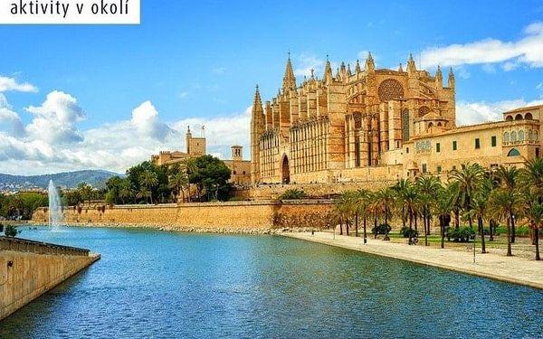 MANAUS, Mallorca, Španělsko, Mallorca, letecky, polopenze5