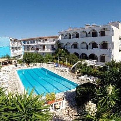 Řecko - Korfu letecky na 7-12 dnů