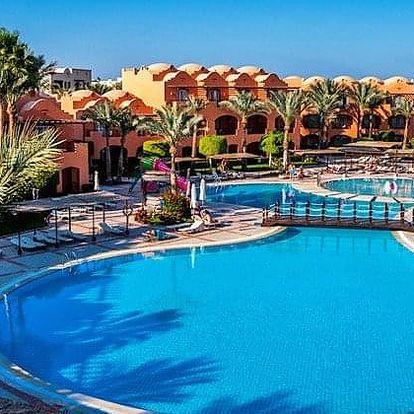 Egypt - Makadi Bay letecky na 5-15 dnů, all inclusive
