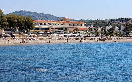 Řecko - Rhodos letecky na 5-15 dnů, all inclusive