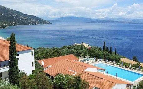 Řecko - Korfu letecky na 8-10 dnů