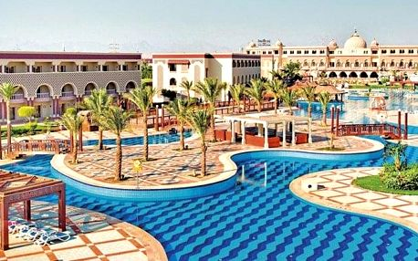 Egypt - Hurghada letecky na 4-15 dnů, ultra all inclusive
