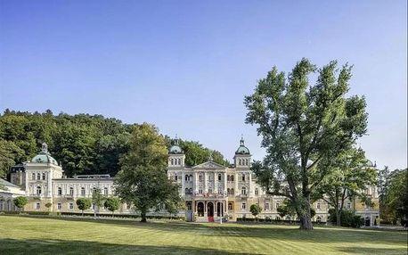 Mariánské Lázně - hotel NOVÉ LÁZNĚ, Česko