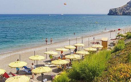 Řecko - Rhodos letecky na 6-15 dnů, all inclusive
