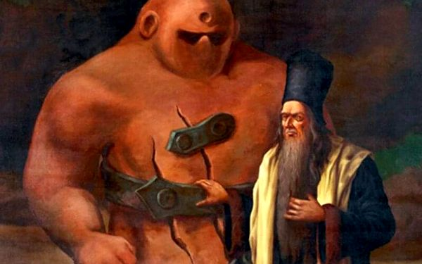 Záhada pražského golema – venkovní úniková hra2