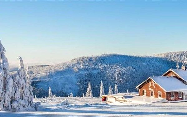 Špindlerův Mlýn - NOVOPACKÁ bouda, Česko