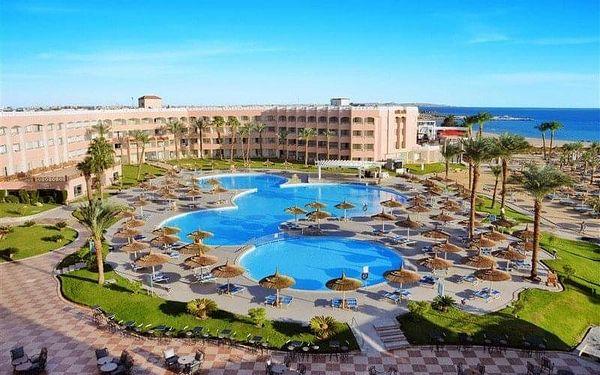 Beach Albatros, Hurghada, Egypt, Hurghada, letecky, all inclusive4