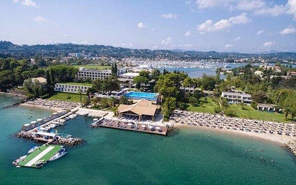 Řecko - Korfu letecky na 7-14 dnů