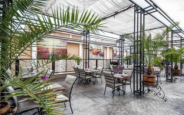 HOTEL ROME PALACE DELUXE, Slunečné Pobřeží, Bulharsko, Slunečné Pobřeží, letecky, all inclusive3