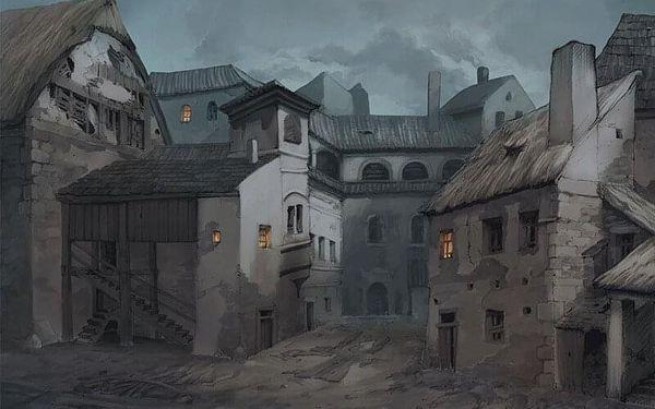 Záhada pražského golema – venkovní úniková hra4
