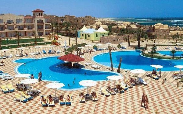 Egypt - Marsa Alam letecky na 5-22 dnů, all inclusive