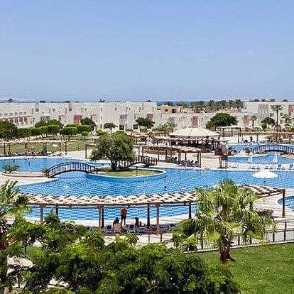 Egypt - Hurghada letecky na 5-15 dnů, ultra all inclusive
