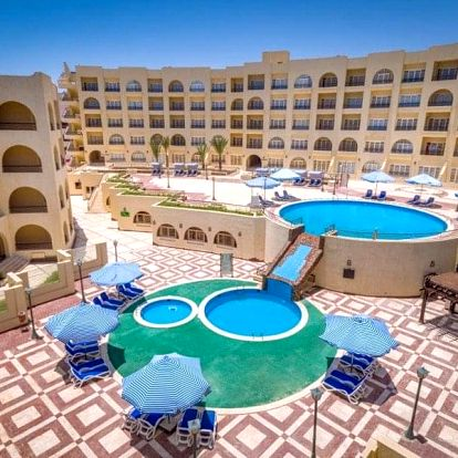 Egypt - Hurghada letecky na 4-15 dnů, all inclusive