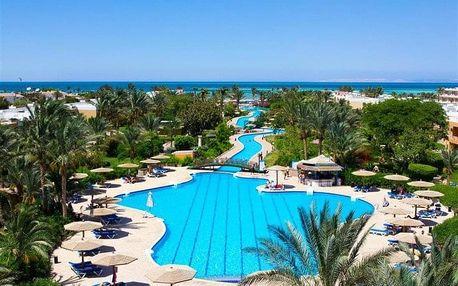 Egypt - Hurghada letecky na 4-22 dnů