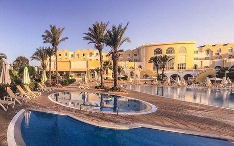 Tunisko - Djerba letecky na 5-19 dnů, all inclusive