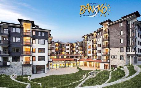 6denní zájezd se skipasem Bansko ski | Hotel St George**** | V ceně doprava, ubytování, polopenze s nápoji, skipas