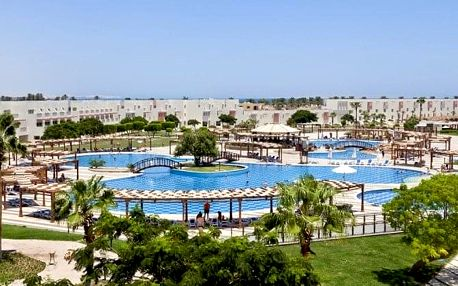 Egypt - Hurghada letecky na 5-15 dnů, ultra all inclusive