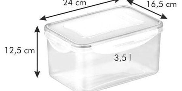 Dóza FRESHBOX 3,5 l, hluboká2