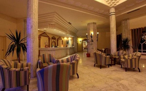 VENICE BEACH, Djerba, Tunisko, Djerba, letecky, all inclusive2