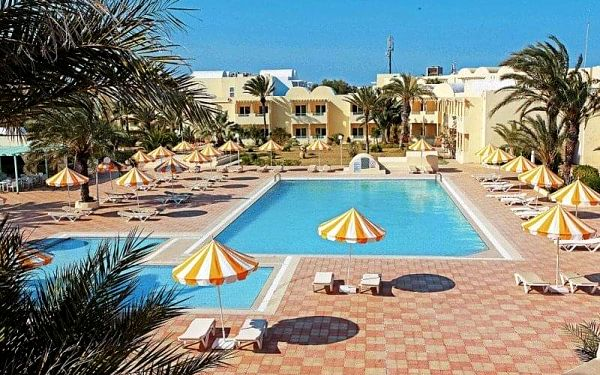 VENICE BEACH, Djerba, Tunisko, Djerba, letecky, all inclusive3