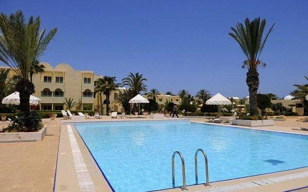 VENICE BEACH, Djerba, Tunisko, Djerba, letecky, all inclusive5