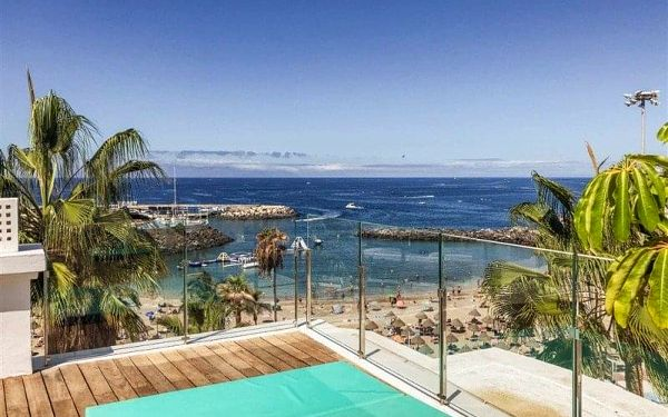 FLAMINGO BEACH MATE, Tenerife, Kanárské ostrovy, Tenerife, letecky, bez stravy4