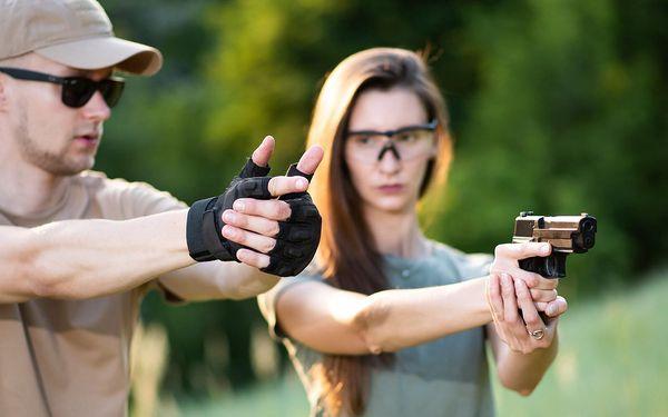 Střelecké balíčky pro páry i 4 osoby