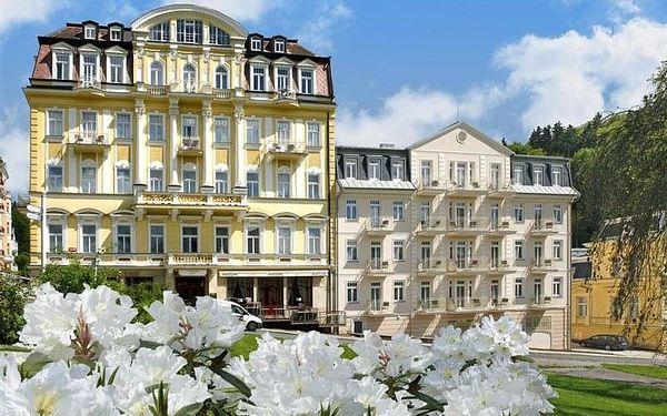 Mariánské Lázně - Hotel HVĚZDA, Česko