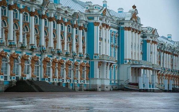 Petrohrad víkend ***, Rusko, letecky, snídaně v ceně4