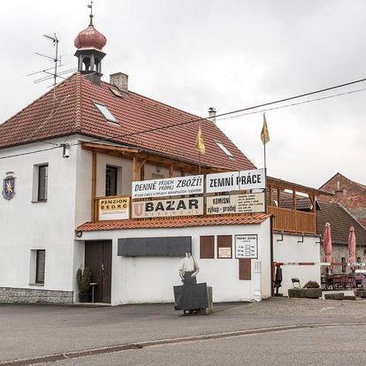 Střední Čechy: Penzion Bedrč