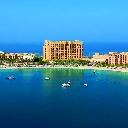 Spojené arabské emiráty - Ras Al Khaimah letecky na 8 dnů, polopenze