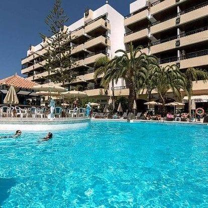 Španělsko - Gran Canaria letecky na 8-15 dnů, snídaně v ceně