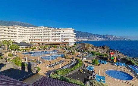 Španělsko - La Palma letecky na 5-15 dnů