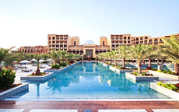 Hotel Hilton Ras Al Khaimah Resort & Spa, Ras Al Khaimah, letecky, snídaně v ceně4
