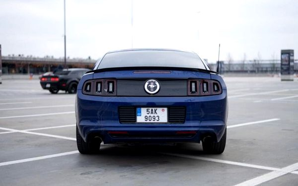 Jízda ve Ford Mustang 3.7 2014 Plzeň3